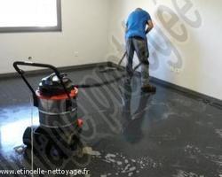 Etincelle Nettoyage - Vaulx-en-Velin - Remise en etat des bureaux
